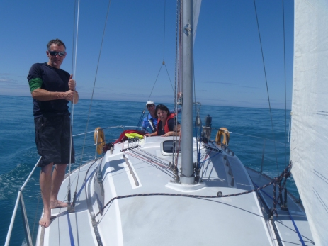 Cook Strait on a glorious day!