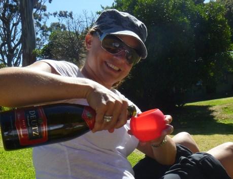Tramping & Champagne