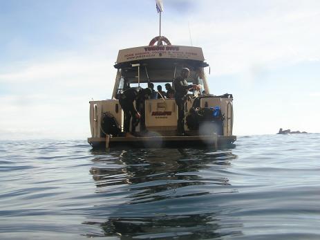 Yukon Dive Boat