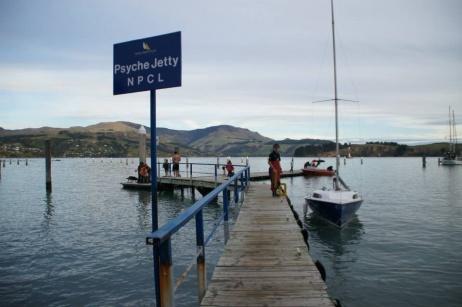 Naval Point Club Lyttelton