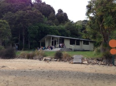 Awaroa Hut - Abel Tasman