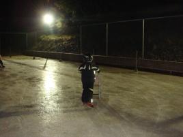 Mt Lyford ice skating