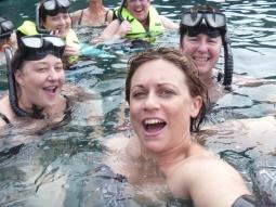 Snorkelling trip