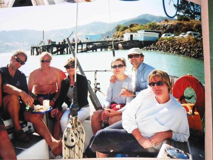 Craig, Ivan, Erin, Phoebe, Jakub & Vic
