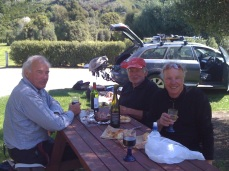Wine & Cheese at the Rakaia