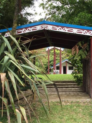 Tieke Kainga Marae