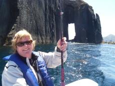 D'urville fishing