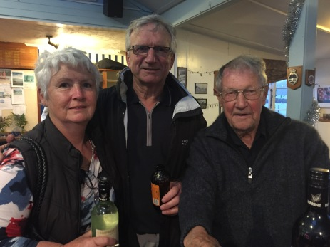 Shirl, Grant & Malcolm