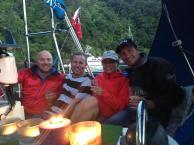 Andrew, Dean, Viki & Vaughan