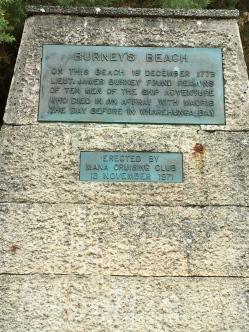 Burney's beach
