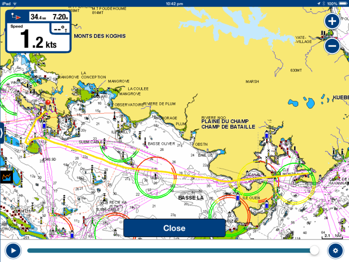 cruising guide to new caledonia