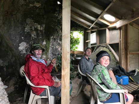 Seal Cove Shelter