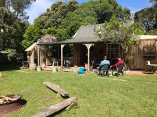 Stony Bay cottages